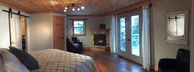 Master Bedroom/Fireplace