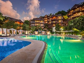 Marigot Bay Resort - All Inclusive One Bedroom Penthouse Suite