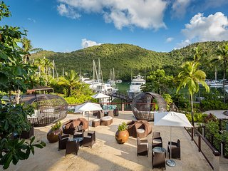 Marigot Bay Resort - Two Bedroom Resort View Suite