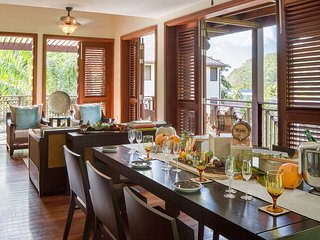 Marigot Bay Resort - Three Bedroom Penthouse Suite