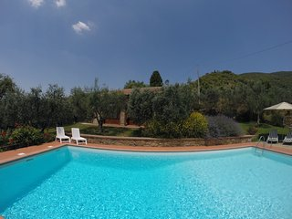 Villa Panichi near historic center private pool Castiglion Fiorentino