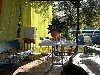 Relax, diversión, disfrutarjardín piscina barbacoa 1hMAD, Renera
