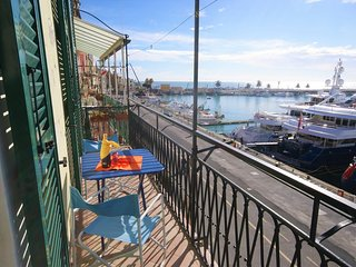 Apartment with balcony and sea view | Ap15