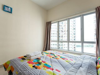 Neat, Clean and Spacious Apartment in KL! Cheapest in town with highspeed WiFi