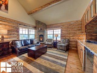 Big Sky Moonlight Basin   Cowboy Heaven Cabin 15 Derringer