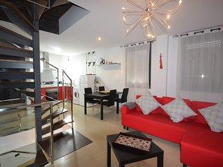 Modernes Stadthaus Casa Paraíso - ruhig, komfortabel, stadt- & strandnah, Conil de la Frontera