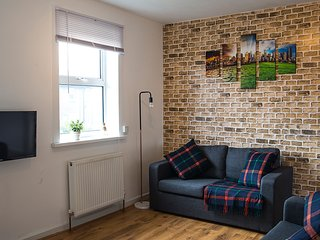 |*|*| Stylish York Flat - 5mins To Centre |*|*|