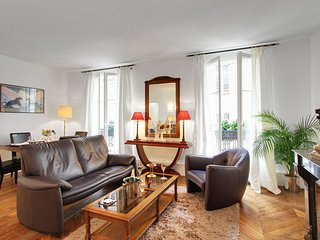 Quiet apartment on Ile Saint Louis