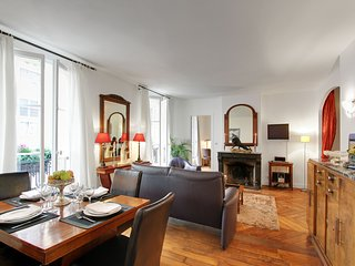 Quiet apartment on Ile Saint Louis, Paris