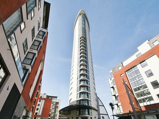 One Bedroom - Meridian Tower, Swansea