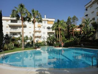 Lovely ground floor apartment in Marbella