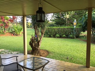 ALII HALE :  CHARMING LARGE GOLF COURSE UNIT