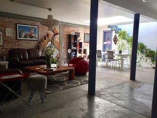 Mineria 102, The magazine house, Mexico-Stad