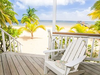 Sunnyside Dream Beach Home- Snorkel Reef Off 400' Dock!, Sandy Bay