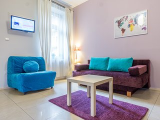Apartament Idylla - free wifi - perfect location in center