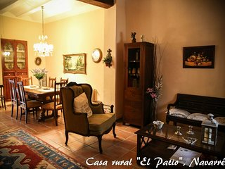 CASA RURAL EL PATIO NAVARRES