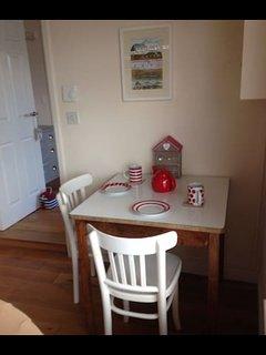 1 bed flat sleeps 2+2 Lyme Regis, Uplyme