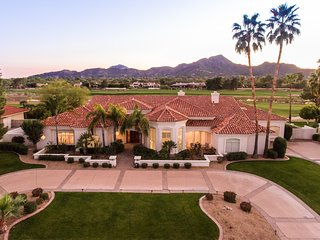 Sleeps 26 Stunning Views Paradise Valley Scottsdale Golf Course 6 bedrooms