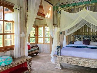Eco-Luxury Ravine Suite