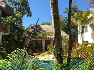 Luxury condo at Aldea Zama in Tulum