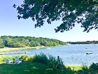 Waterfront on Ryder's Cove, Close to Jackknife Beach,  Central AC - CM0646, Chatham