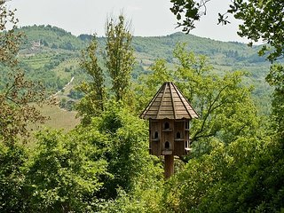 Villa I Conti is a luxury Tuscan Villa located in Greve in Chianti, in the heart