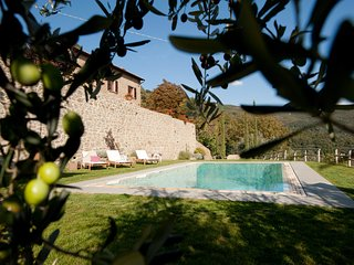Villa Lucente is the perfect villa for those wanting an idyllic holiday in Tusca