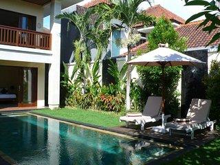 3 Bedroom private pool quiet location Canggu
