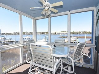 Four Seasons - Sound front two bedroom condo in Carolina Beach
