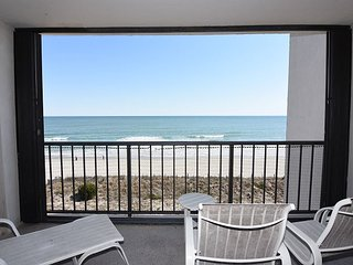 Station One-5B Mountjoy-Oceanfront condo with community pool, tennis, beach, Wrightsville Beach