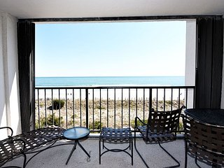 Station One-3B The Haven-Oceanfront condo with community pool, tennis, beach