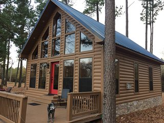 River Top Resort - Grandview Cabin, Broken Bow