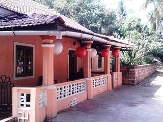 JDR HOLIDAY VILLA  NEAR CALANGUTE /BAGA BEACH