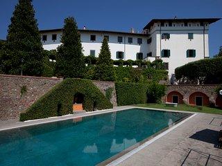 Villa Medicea XVI SEC. D.C.