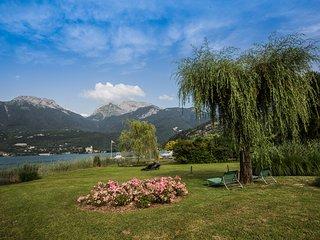 Jardins du lac, Duingt