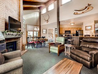 The Lodge at Steamboat E305, Steamboat Springs