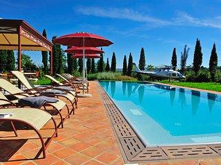 Villa Jasmine, Tuscan Luxury Villa