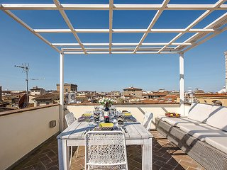 Mirage - Florence center near Duomo 5 bdr with terrace