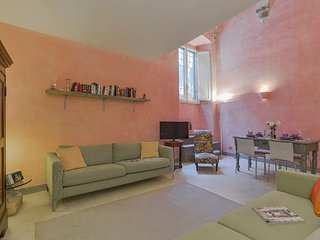 Pink House - Florence Oltrarno district 1 bdr