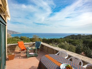 Panoramic Family Villa on Cilento Coast, Palinuro