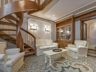 Gea - Classic style 3bdr apartment in Florence