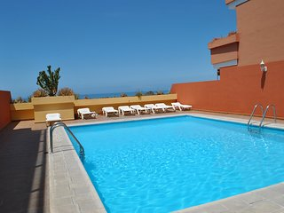 COZY APARTMENT WITH BEAUTIFUL VIEW, Los Gigantes