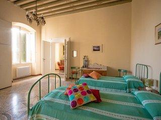 Palazzo Masetti de Concina, appartamento d'epoca nel cuore di San Daniele!