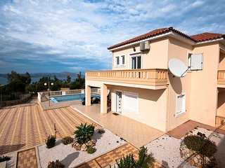 Seaview Luxury Villa, Plaka Almyrida Chania