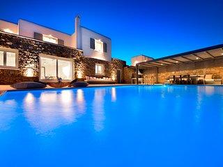 VIP Villa, 7-bedroom lux villa near Town