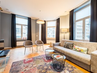Smartflats Grand-Place 301 - 2 Bedrooms Terrace - City Center