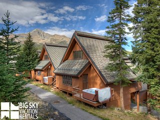 Big Sky Resort  | Arrowhead Chalet 1651