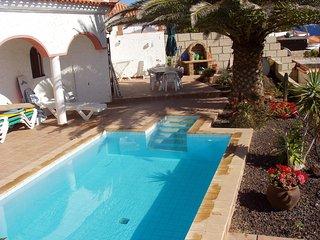 Haus am Meer mit eigenem Pool, Poris de Abona