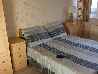 Quiet cosy room close to city centre, coach, tram, train stations & local store.