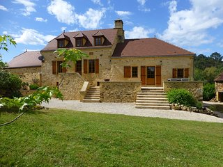 Le Chataignier at La Balade au Bois, Renovated Farmhouse near Sarlat